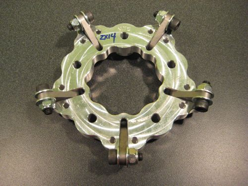 MTC Engineering Dual Stage Lock Up Clutch - #1050-730 GSXR 1100 86-88/GSX 1100 Katana 86-88