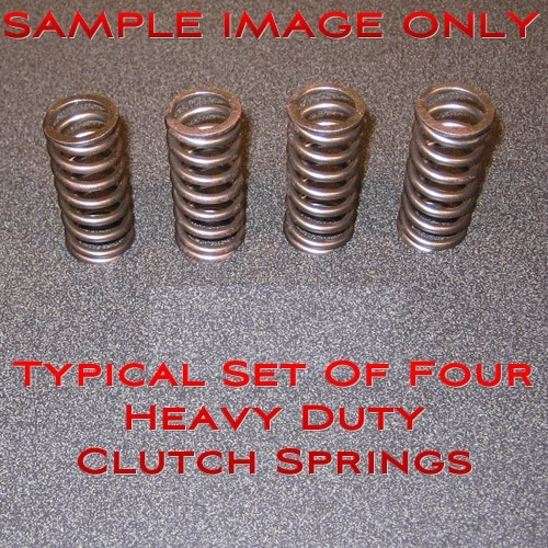 Orient Express Clutch Springs - #ZX636-738 ZX 6R 636 Ninja 03-04/Heavy Duty/4 Springs Per Kit