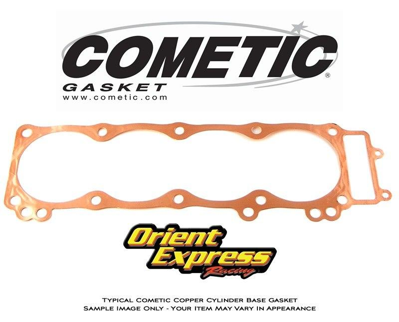 Cometic Base Gasket - #C8286 CB 750 2V 71-78/70.5mm Bore/0.005/Copper