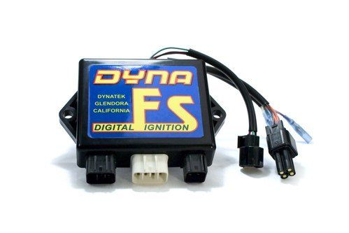Dynatek Dyna FS Ignition Module - #DFS1-15P TRX 450R 06/Magneto CDI With 12 Volt For Processor/Programmable