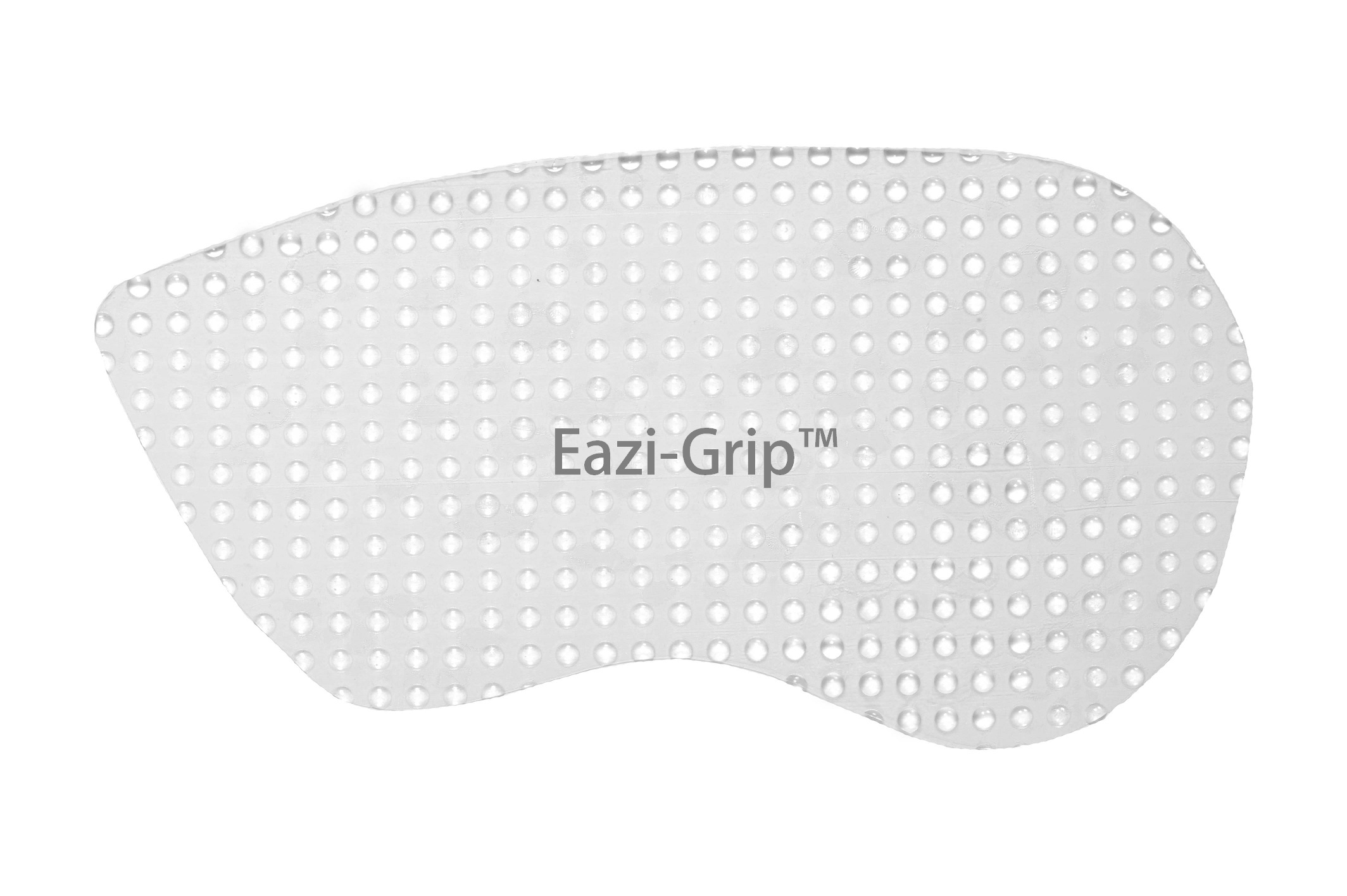 Eazi-Grip Evo Tank Grips - #EVO213CL Monster M659/696 10-14/Clear
