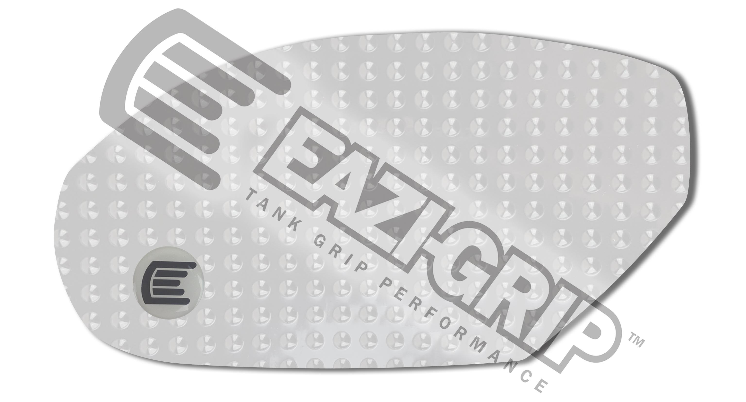 Eazi-Grip Evo Tank Grips - #EVO312CL RC51 SP1 SP2 VTR 1000 01-06/Clear