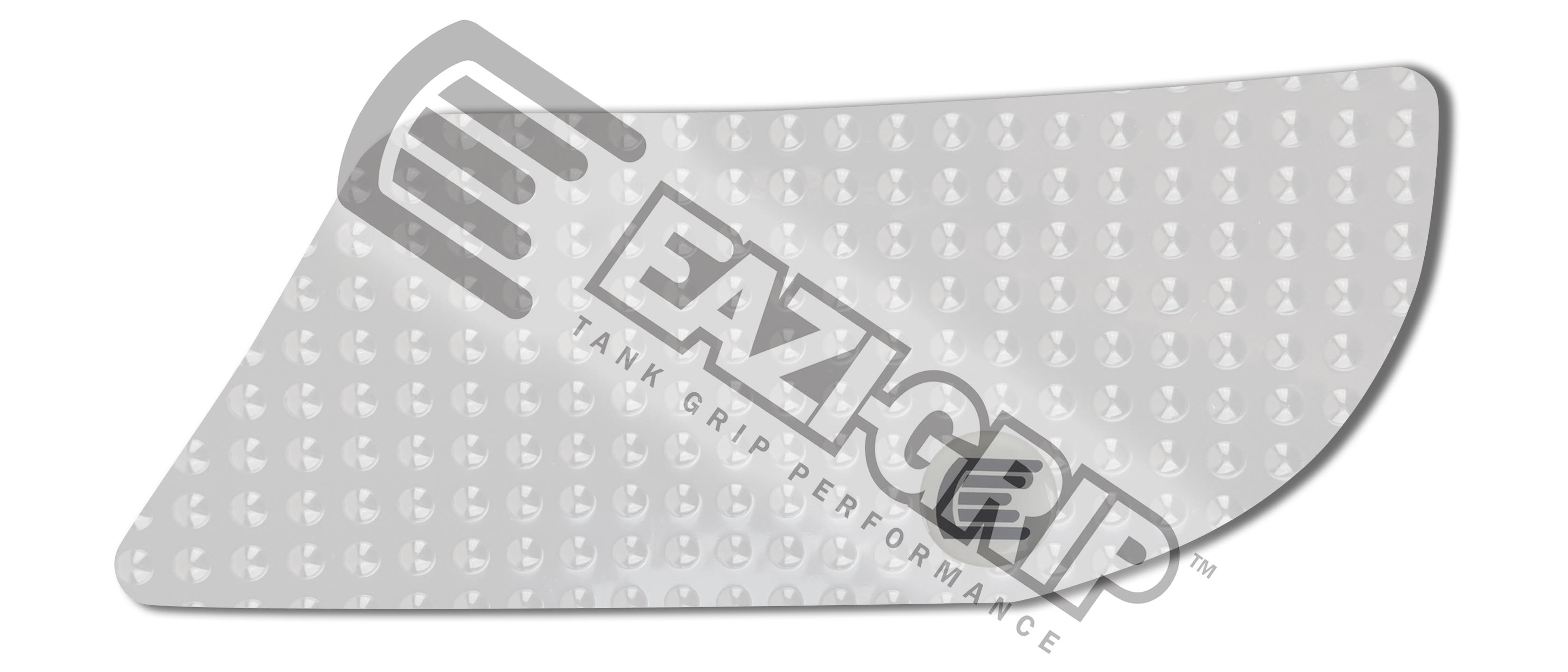 Eazi-Grip Evo Tank Grips - #EVO314CL VFR 800 Interceptor 14-17/Clear