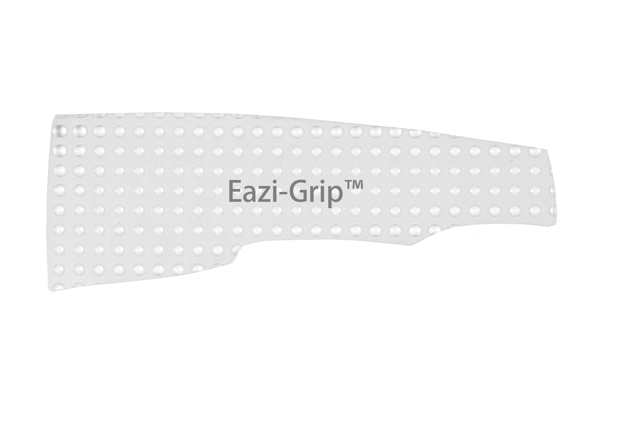 Eazi-Grip Evo Ridged Tank Grip Universal Cut To Fit/Clear - #EVORIDGEDUNICL Ridged Grips Set EVO Clear