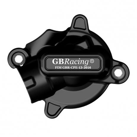 GB Racing Water Pump Cover - #EC-GSXR1000-L7-5-GBR GSXR 1000 17-18 Water Pump Cover