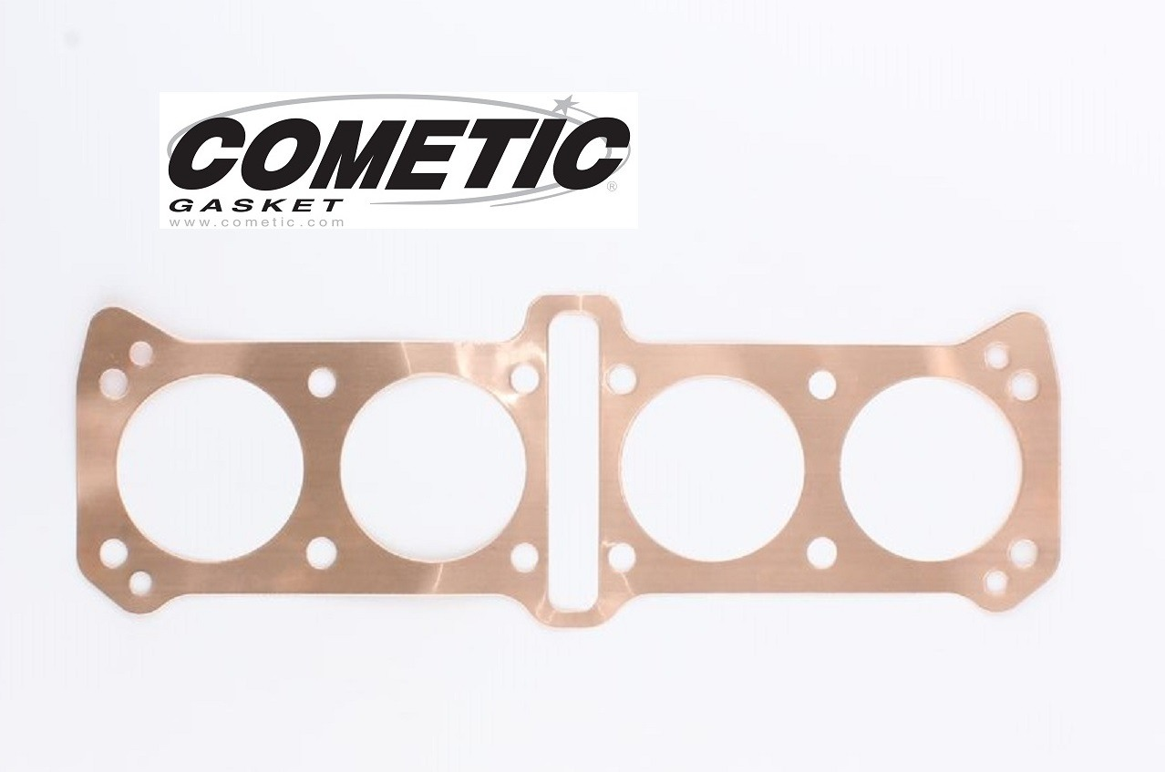 Cometic Head Gasket - #C8***   GS 1100 1150/11mm Dowel Pin/72mm-83mm Bore/0.043/Copper