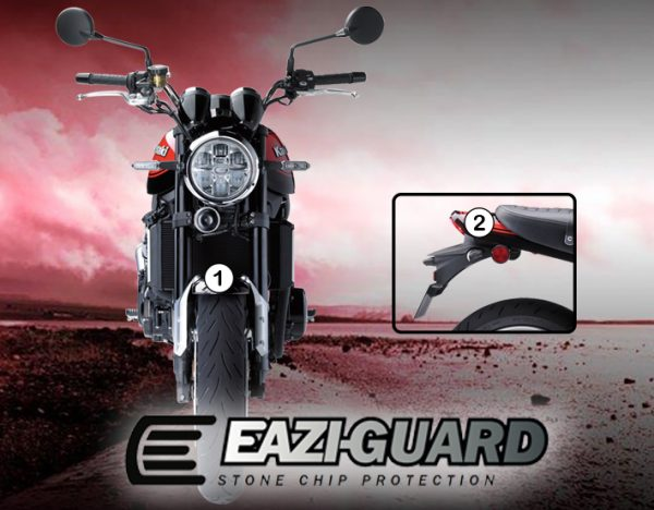 Eazi-Guard - #GUARDKAW019 Z900RS 2017 Paint Chip Protection Kit