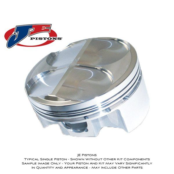 JE Piston 100mm 4mm 13.0:1 Fits Honda TRX450R 2006-2011