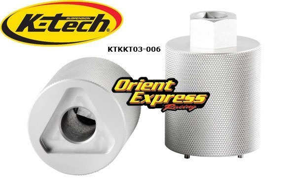 K-Tech Suspension Front Fork Top Cap Socket 20DDS 25SSK KTR-2 KTR-3