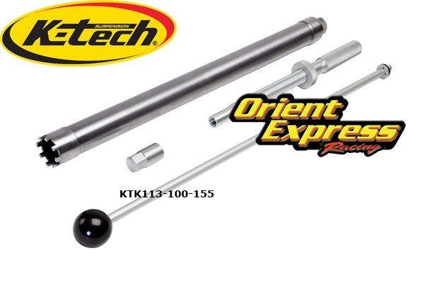 K-Tech Suspension - Tools - K-Tech Fork Cartridge Tools