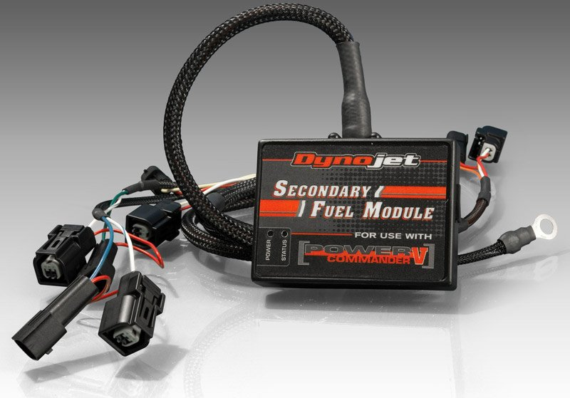 Power Commander Secondary Fuel Module - #SFM-2 ZX 6R 600 Ninja 09-10/Control 4 Secondary Fuel Injectors/Compatible With PCV Units Only