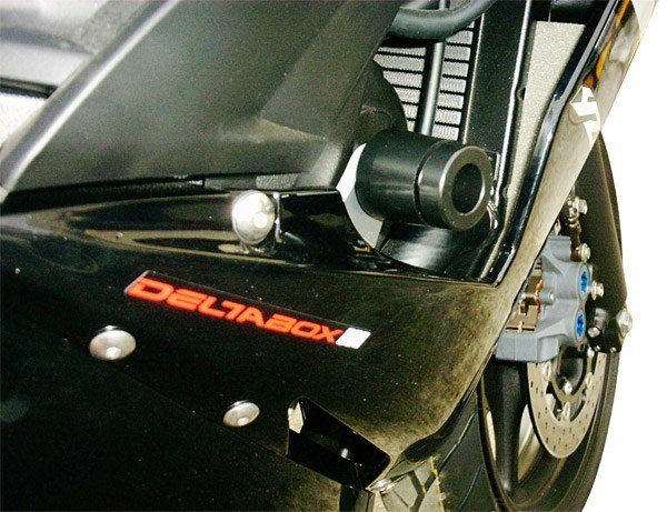 Sato Racing Frame Sliders