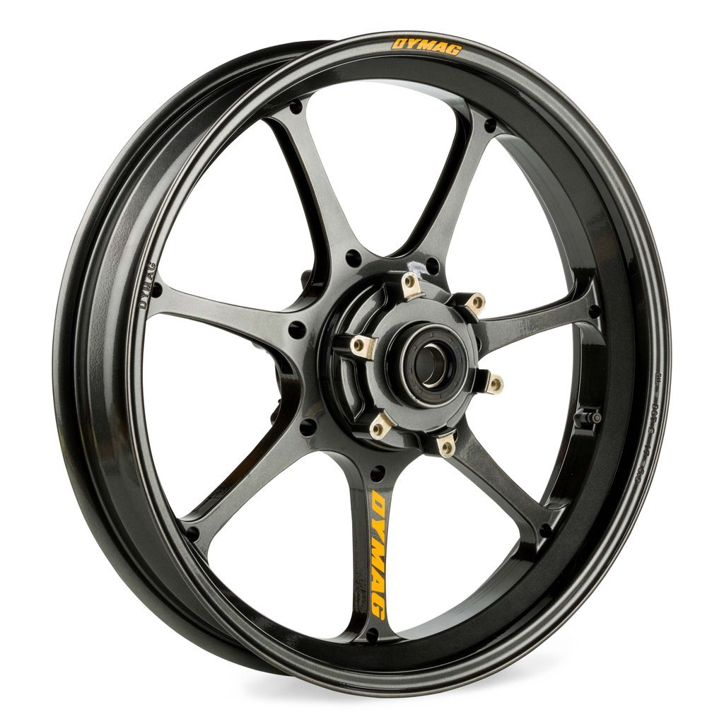 "Dymag Aluminum Wheel UP7X - #UP7X-B1640A  TL1000R 98- 00 , TL1000S 97-00 ,GSXR1300R 99-07 Front 17""x3.5"""