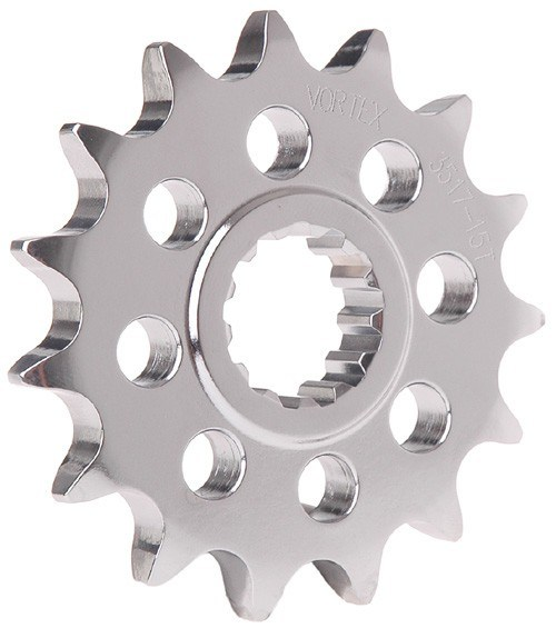 Vortex - Front Sprocket - #3283 Kawasaki Sportbikes / 520 Pitch / 14- 16 Teeth / CNC Machined Billet Steel