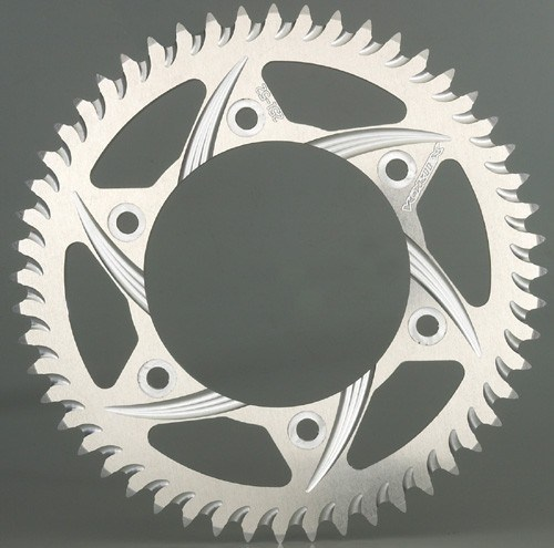Vortex - Rear Sprocket - #452A  520 Pitch  38-54 Teeth Kawasaki Sportbikes/CNC Machined Billet Aluminum