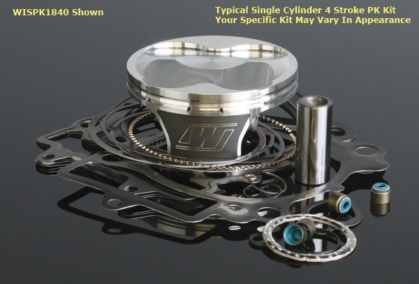 Wiseco Piston Kit - #PK1401 YZ 250F 05-07/WR 250F 05-09/77mm Bore/12.5:1/250cc/Piston Kit/SOLD EACH