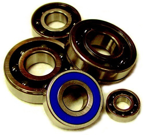 World Wide Bearings Ceramic Transmission Bearings - #ZX6R-701 ZX 6R Ninja Transmission Bearing Kit 2 pc set